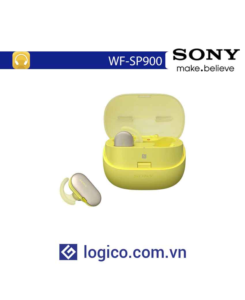Tai nghe không dây thể thao chống ồn WF-SP900