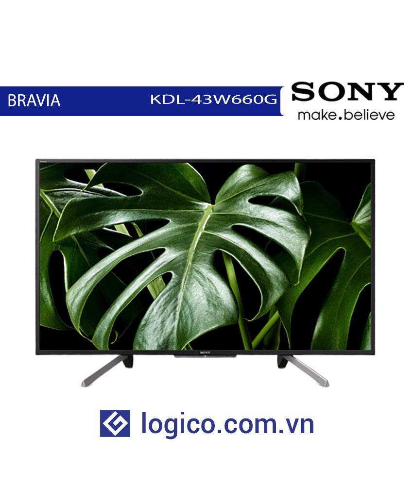 Smart Tivi Sony KDL-43W660G 43 inch