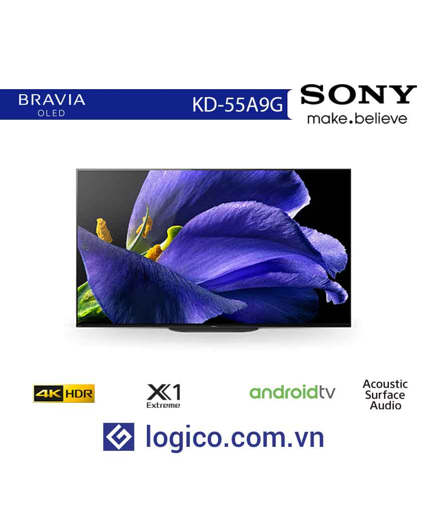 Android Tivi OLED Sony KD-55A9G