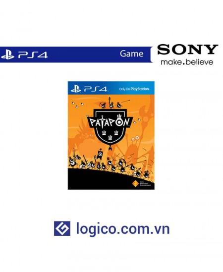Đĩa game PS4 PATAPON Remastered