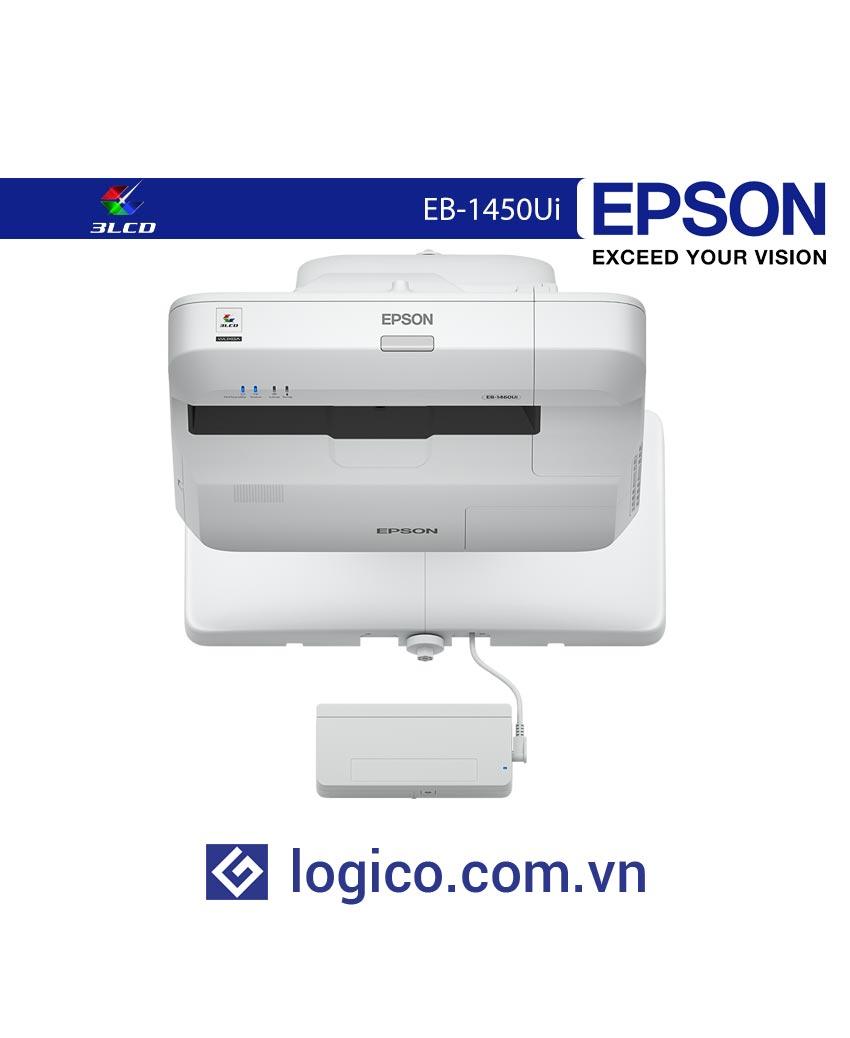 Máy chiếu tương tác EPSON EB-1450Ui