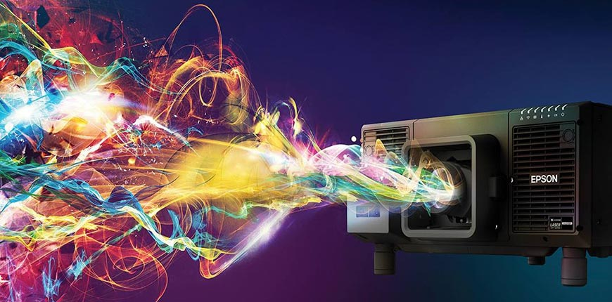 Máy chiếu Laser Epson