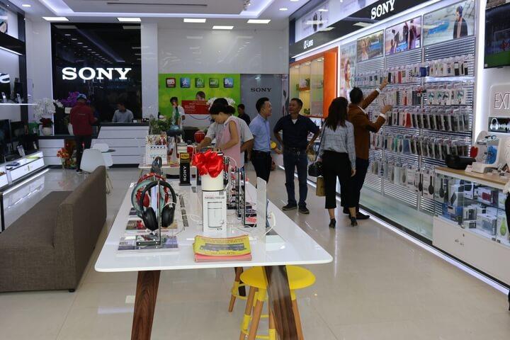 Hình ảnh cửa hàng Sonycenter Quang Trung