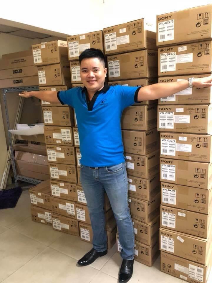 Phân phối và cung cấp máy chiếu GIÁ RẺ cho quận Bình Thạnh