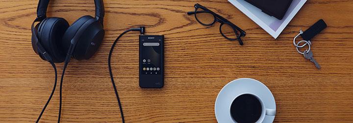 Thêm lựa chọn cho âm thanh vượt trội với máy nghe nhạc Sony Walkman Hi-res NWZX507