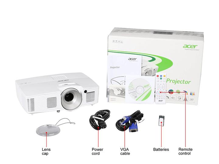 Máy chiếu Acer - Thương hiệu chất lượng đến từ Đài Loan