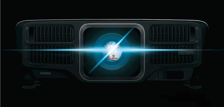 máy chiếu Laser 4K Epson