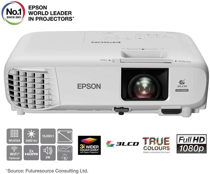 máy chiếu phim Full HD Epson
