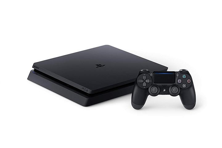 PS4 Slim có thiết kế nhỏ gọn rất đẹp