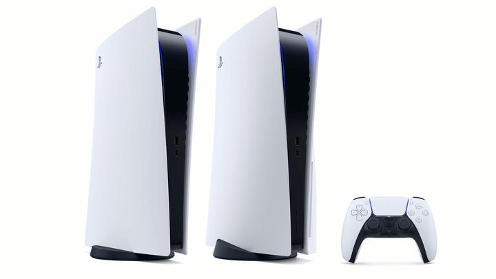 PS5 phiên bản ổ đĩa Blu-ray 4K UHD