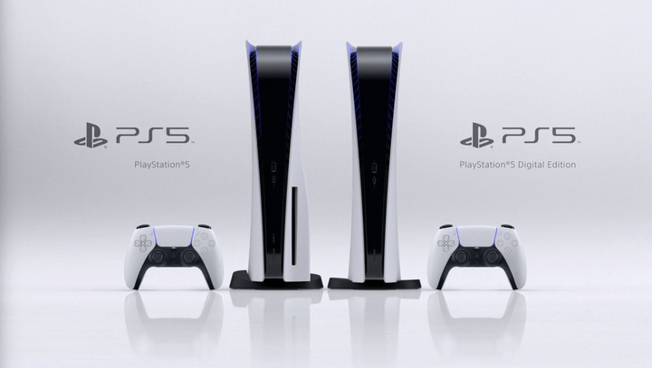 PlayStation 5 – Dòng máy chơi game vạn người mê