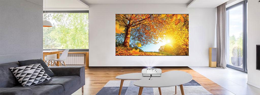Sắc nét từng khoảnh khắc với máy chiếu phim 4K Epson EH-TW7000
