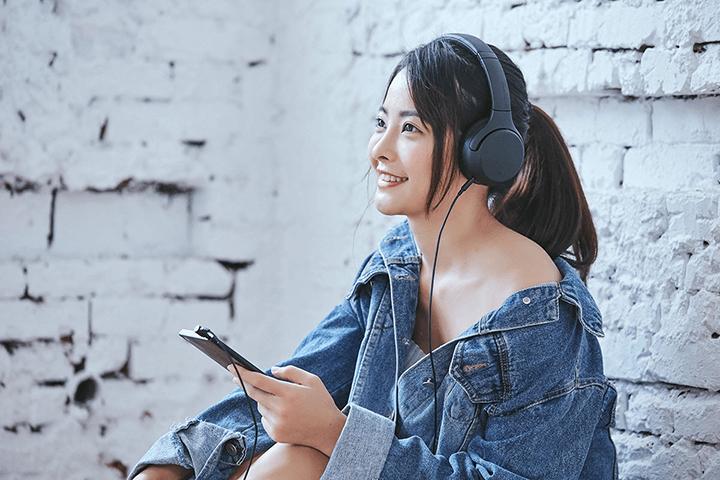 Tai nghe sony- Đưa thế giới âm nhạc chân thực nhất đến với bạn