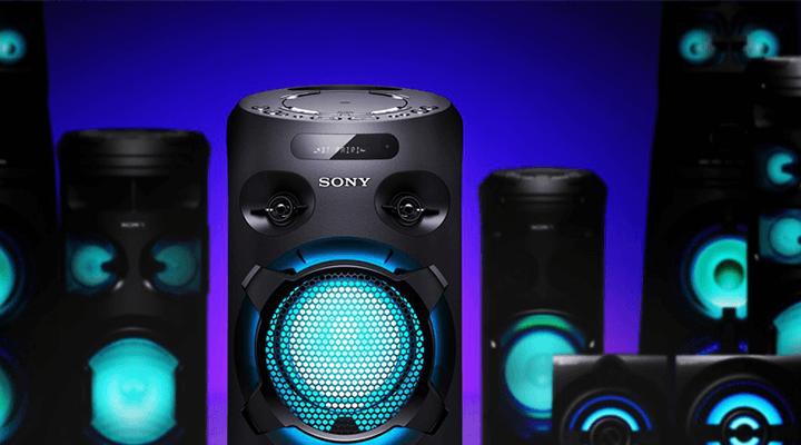 Dàn âm thanh Sony – sản phẩm được nhiều khách hàng ưa chuộng