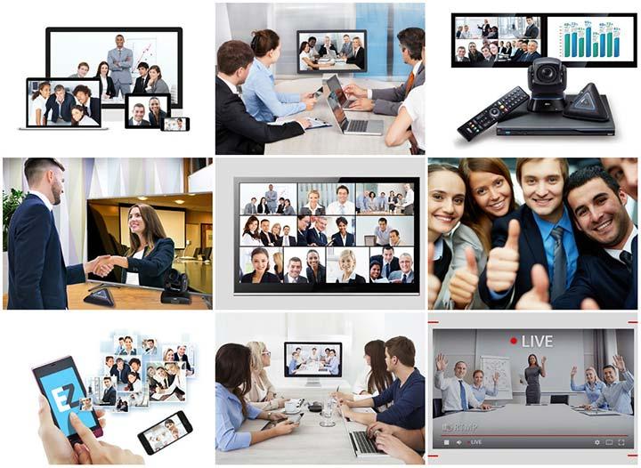 Aver – giải pháp hữu hiệu cho các cuộc họp trực tuyến