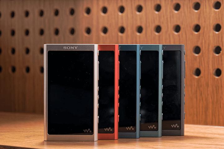 Máy nghe nhạc Sony Walkman, thế giới âm nhạc thu nhỏ trong tay bạn