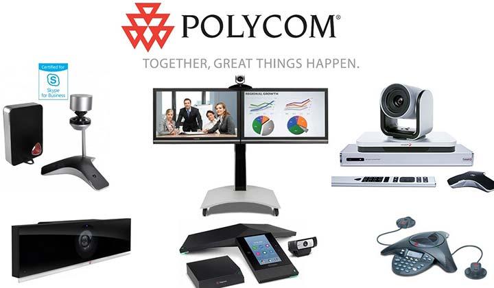 Hội nghị truyền hình Polycom - Giải pháp tối ưu cho dịch vụ họp trực tuyến