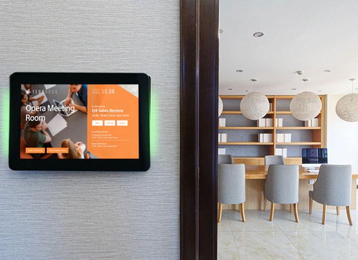 Giải pháp Room Booking thông minh của Sony