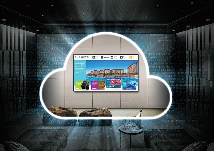 Logico cung cấp giải pháp Hotel TV của các thương hiệu hàng đầu thế giới như Sony, Samsung, LG, Philips...