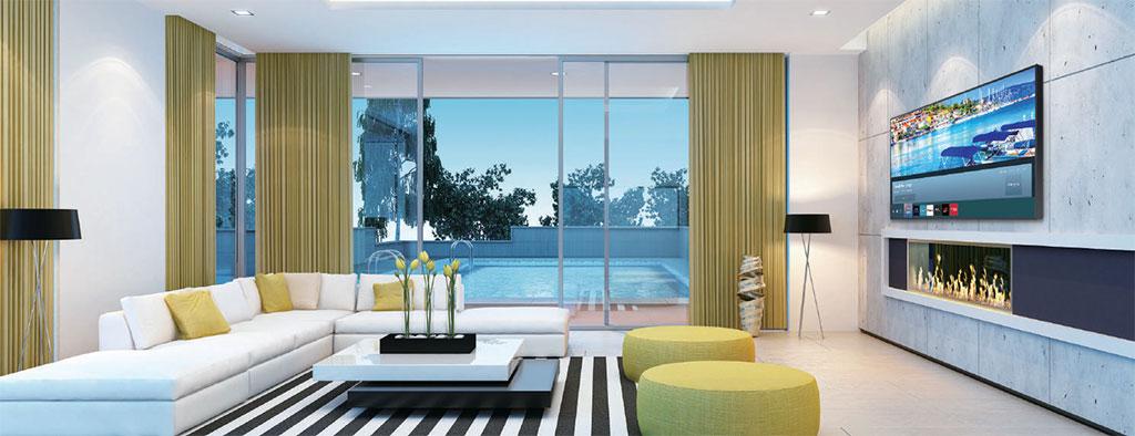 Giải pháp Hotel TV giúp làm nổi bật các tiện nghi và quảng cáo các dịch vụ gia tăng của khách sạn, resort 5 sao