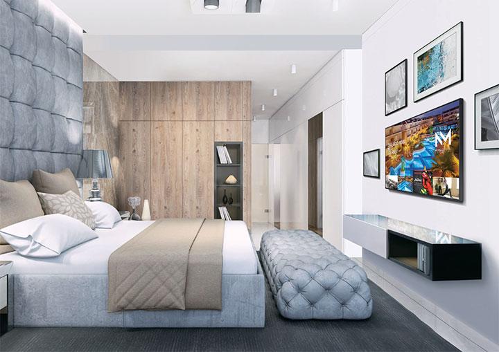 Giải pháp IPTV cho khu vực phòng lưu trú mà Logico cung cấp sẽ giúp resort, khách sạn của bạn khác biệt hoàn toàn với phần còn lại