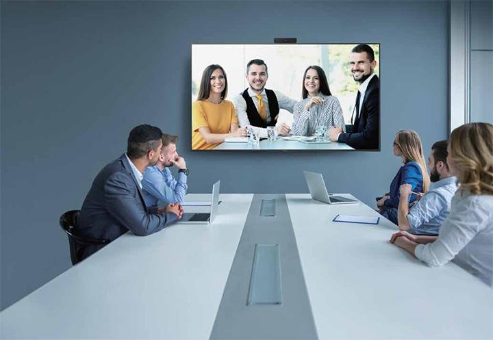 Hội nghị truyền hình đơn giản hơn với Sony