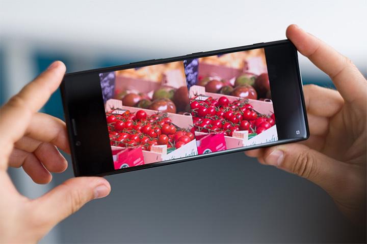 Sony Xperia 1 - Smartphone đầu tiên có màn hình 21:9