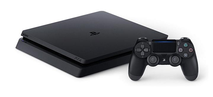 Máy chơi game PlayStation 4 Slim thiết kế nhỏ gọn, dễ dàng sử dụng hơn