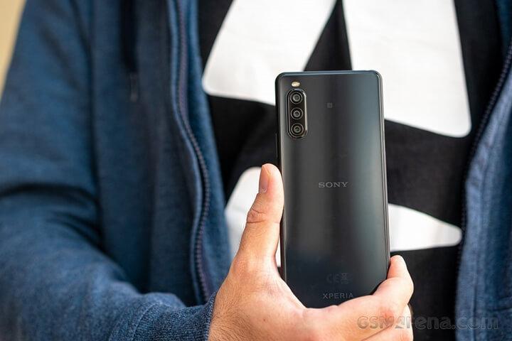 Sony Xperia 10 III smartphone 5G tầm trung dùng chip Snapdragon 690 sắp ra mắt