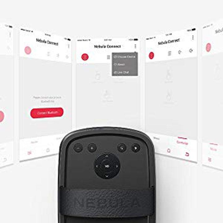 Điều khiển từ xa nhờ ứng dụng Nebula Connect