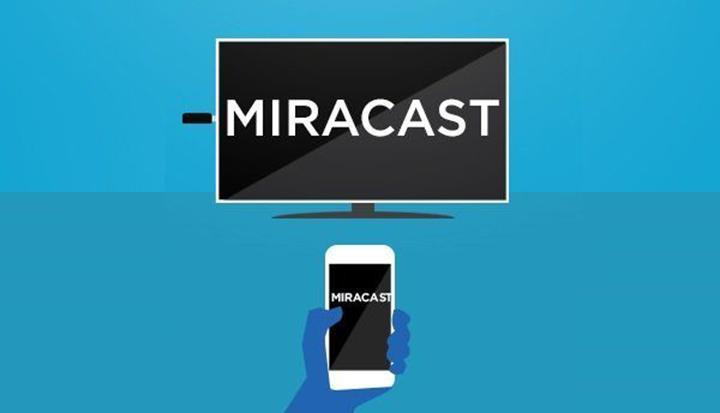 Dễ dàng kết nối vớitính năng Miracast