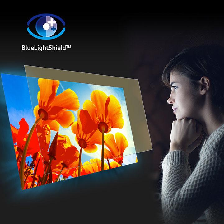 Công nghệ Acer BlueLightShield™ - đánh bại lo âu về mỏi mắt
