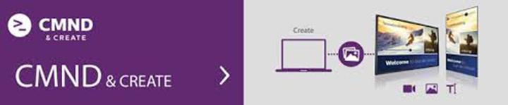 Phần mềm CMND & Create giúp phát triển và khởi chạy nội dung