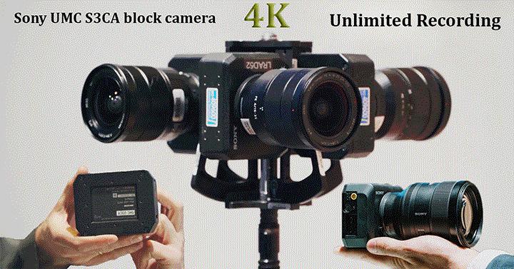 Chức năng Genlock cho phép hoạt động nhiều camera cùng một lúc