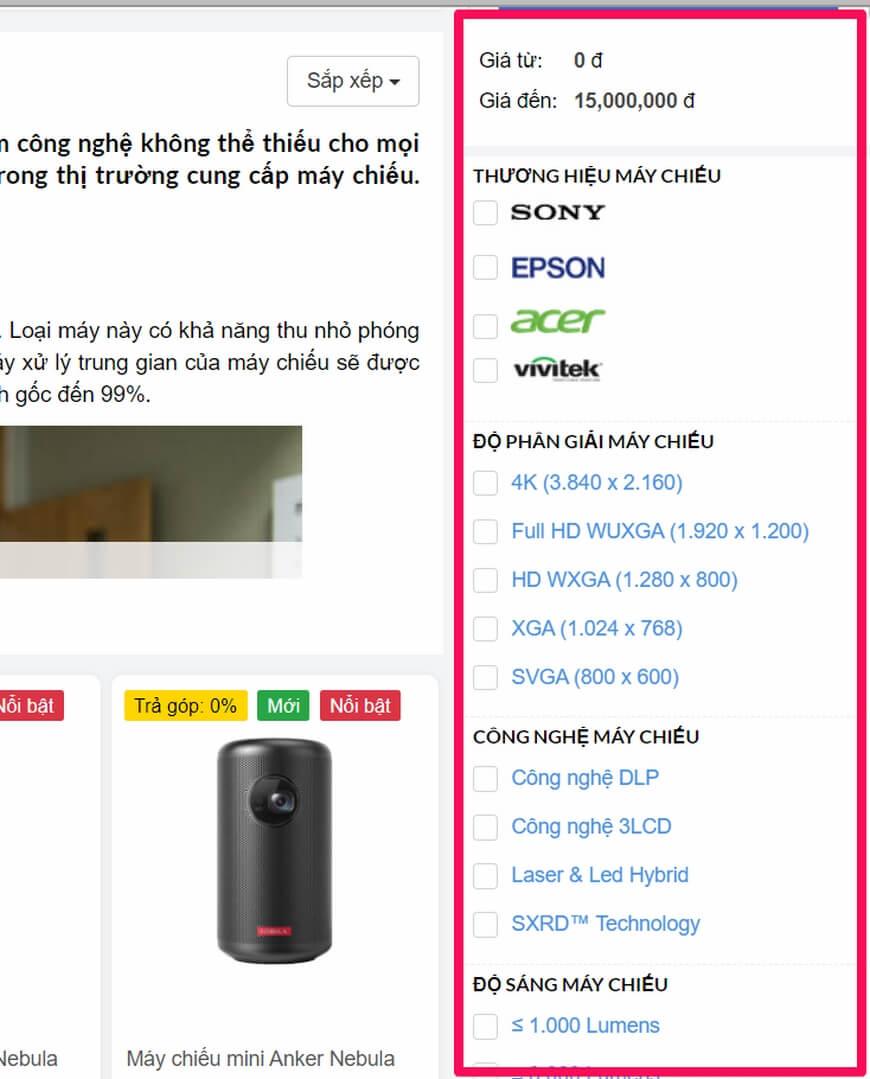 Hướng dẫn cách mua hàng trên Website LOGICO.COM.VN