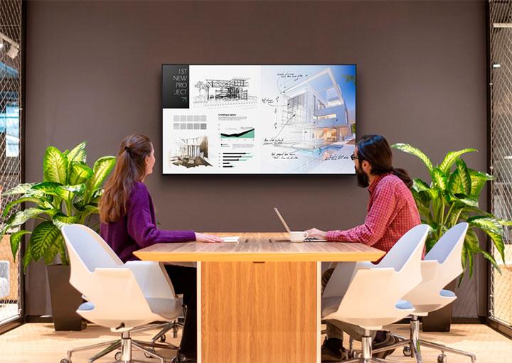 Hiệu suất màn hình Sony Pro Bravia 4K FW-85BZ40Hmạnh hơn thế hệ tiền nhiệm