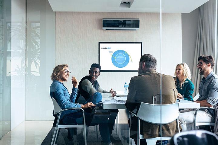 Giải pháp thông minh dành cho phòng họp