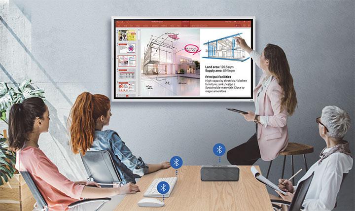 Samsung Flip 2 65 inch bổ sung nhiều tính năng mới, nâng cao khả năng kết nối