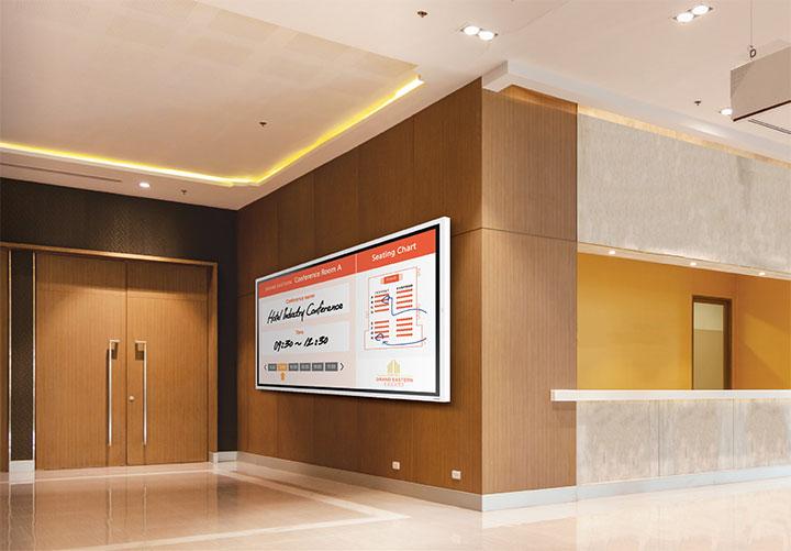 Bảng tương tác Samsung Flip giúp quản lý các cuộc họp chặt chẽ hơn