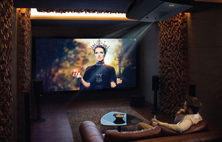 Sở hữu tính năng của một chiếc TV thông minh với hệ điều hành Android TV 7.1