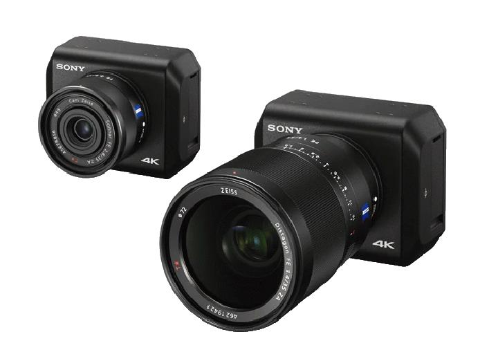 Quay phim linh hoạt hơn với ống kính E-mount FE