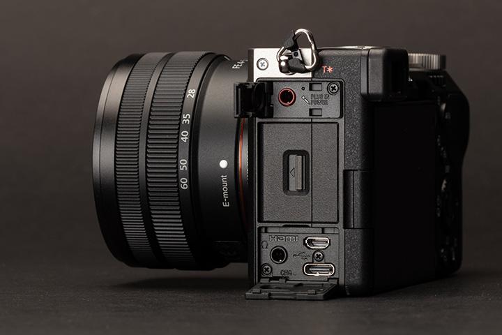 Máy ảnh Full Frame Sony Alpha A7C