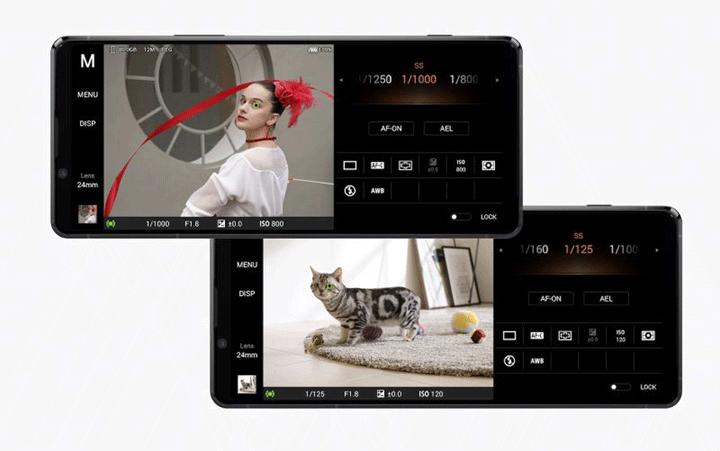 Sony Xperia 1 II sở hữu chất lượng ZEISS vượt trội