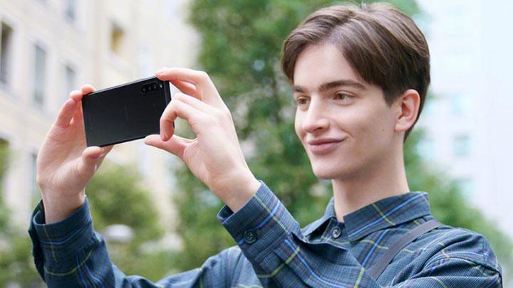 Sony Xperia 1 II được trang bị thêm cảm biến ToF