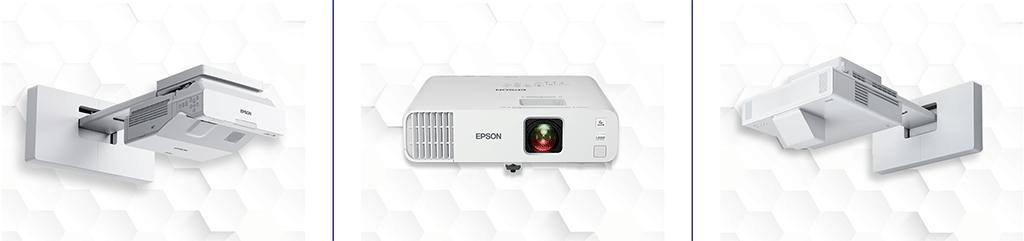 Các mẫu máy chiếu Laser hoàn toàn mới của Epson