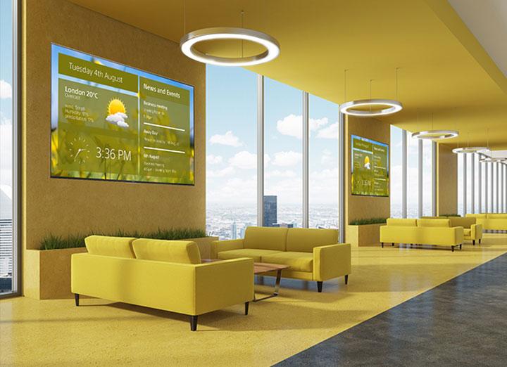 Màn hình chuyên dụng là công cụ quảng bá thương hiệu tuyệt vời, giúp tăng doanh thu và giảm chi phí một cách hiệu quả