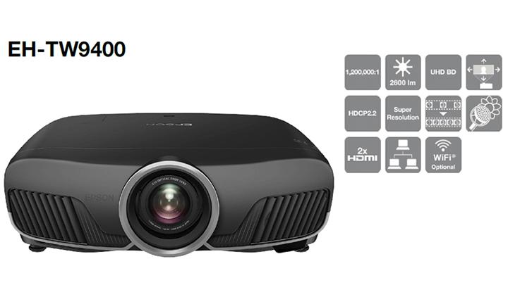 Máy chiếu phim Epson EH-TW9400