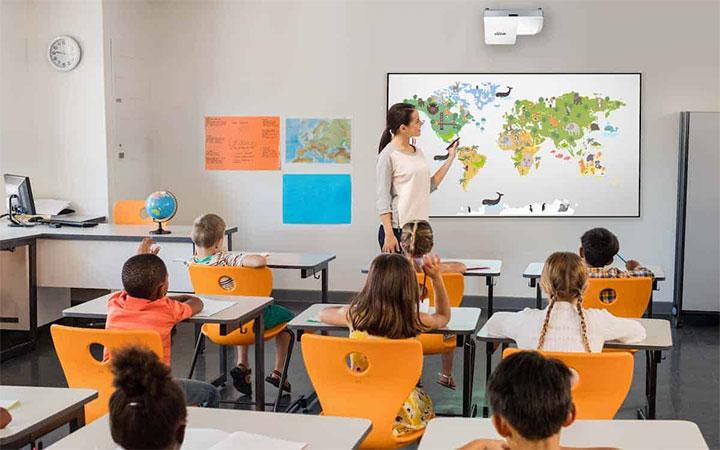 Top 10 Máy chiếu lớp học giá rẻ, chất lượng tốt nhất hiện nay