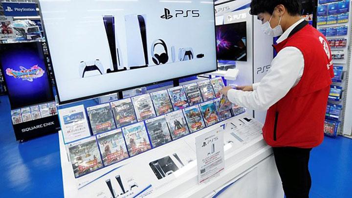 PS5 trở thành máy PlayStation bán chạy nhất từ trước đến nay