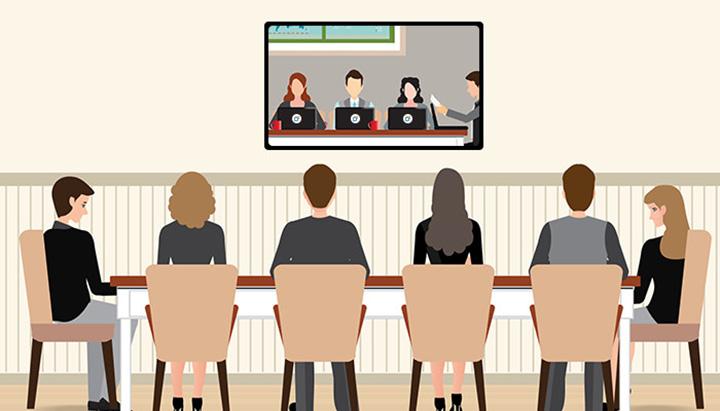 Những lợi ích của hội nghị truyền hình